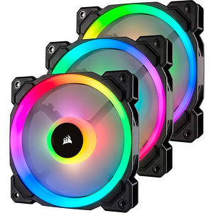 Corsair CO-9050072-WW LL120 RGB 120mm Cooling Fan