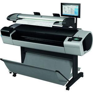 "HP 1GY94A#B1K Designjet SD Pro Inkjet Large Format Printer - 44"" Print Width"