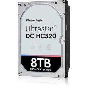 """HGST 0B36402 Ultrastar DC HC320 HUS728T8TALN6L4 8 TB Hard Drive - SATA/600 - 3.5"""" Drive - Internal"""
