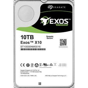 "Seagate ST10000NM0016-20PK 10 TB SATA 3.5"" 7200 256 MB Hard Drive - 20 pk"