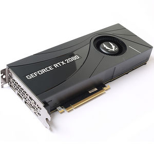 ZOTAC ZT-T20800A-10P GeForce RTX 2080 Blower Graphic Card 8GB GDDR6, 256-bit