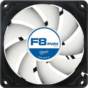 ARCTIC AFACO-080P2-GBA01 4-Pin PWM Fan with Standard Case