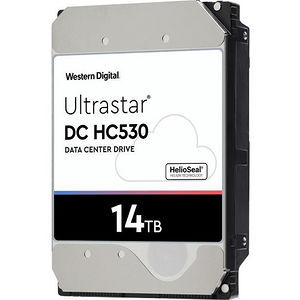 """HGST 0F31284 WUH721414ALE6L4 14 TB 512 MB 7200 RPM SATA 3.5"""" Hard Drive"""