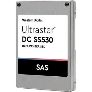 """HGST 0B40369 WUSTR1538ASS204 3840 GB SAS 2.5"""" 15.0MM SSD"""