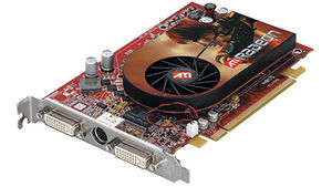 AMD 100-437750 Radeon X1650 XT Graphics Card