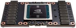 Supermicro GPU-NVTV100-SXM2 Tesla V100 Graphic Card - SXM2 16GB CoWoS HBM2,  NVLink