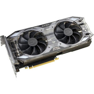 EVGA 08G-P4-2187-KR GeForce RTX 2080 Graphic Card - 1.82 GHz Boost Clock - 8 GB GDDR6 - Triple Slot