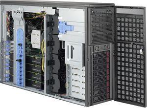 Supermicro SYS-7048GR-TR 4U Barebone - Intel C612 - 2X LGA 2011-v3 - 4X GPU