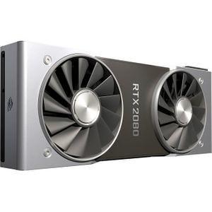 EVGA 08G-P4-2184-KR GeForce RTX 2080 Graphic Card - 1.80 GHz Core - 8 GB GDDR6 - Dual Slot
