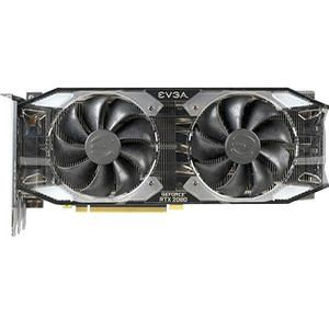 EVGA 08G-P4-2284-KR GeForce RTX 2080 Graphic Card - 1.86 GHz Boost Clock - 8 GB GDDR6 - Dual Slot