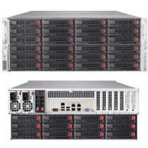 Supermicro SSG-6048R-OSD432 4U-72 Ceph OSD Node, 432TB, Capacity Optimized Ceph-OSD-Storage Node