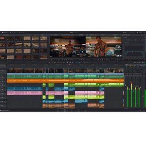 Blackmagic Design DV/RESSTUD DaVinci Resolve Studio (Code)