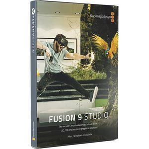 Blackmagic Design DV/STUFUS Fusion 9 Studio