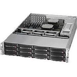 Supermicro SSG-6028R-OSD072 2U-12 Ceph OSD Node, 72TB, Ceph-OSD-Storage Node