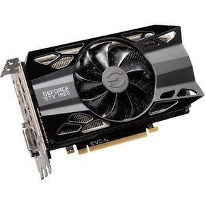 EVGA 06G-P4-1163-KR GTX 1660 XC GAMING PCIE 6GB