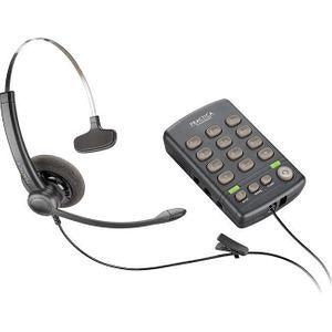 Plantronics 79981-11 T110,TELEPHONE & HEADSET,APLA
