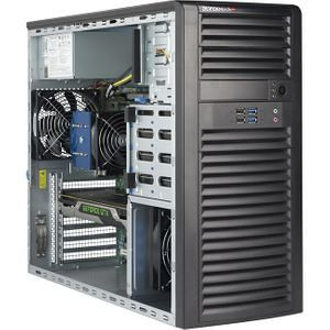 Supermicro SYS-5039C-T Mid-Tower Workstation