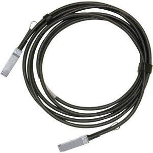 Mellanox MCP1600-E004E26 Passive Copper Cable, IB EDR, up to 100Gb/s, QSFP28, 4m