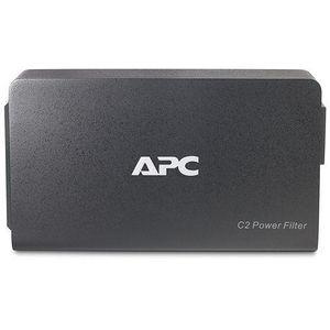 APC C2 C Type AV Power Filter 2-Outlets Surge Suppressor