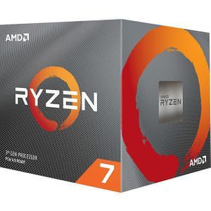 AMD 100-100000025BOX Ryzen 7 3800X (8 Core) 3.90 GHz Processor