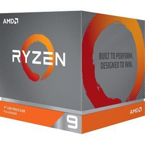 AMD 100-100000023BOX Ryzen 9 3900X (12 Core) 3.80 GHz Processor