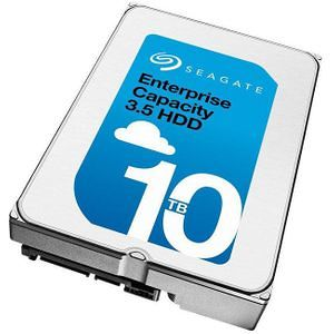 """Seagate ST10000NM0176 10 TB SATA 3.5"""" 7200 RPM 256 MB SED FIPS TAA Hard Drive"""
