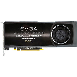 EVGA 012-P3-2078-KR GeForce GTX 560 Ti Graphic Card - 810 MHz Core - 1.25 GB GDDR5 - PCI-E 2.0 x16