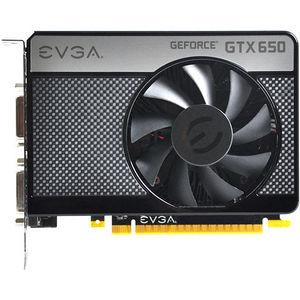 EVGA 01G-P4-2650-KR GEFORCE GTX650 PCIE 1GB GDDR5