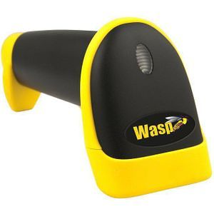 Wasp 633808121679 WLR8950 Long Range CCD Barcode Scanner (PS2)
