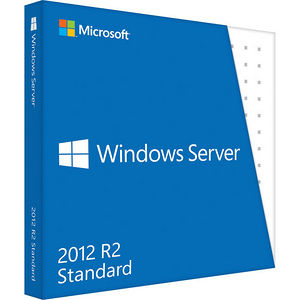 Microsoft P73-05966 Windows Server STD 2012 R2 64BIT DVD