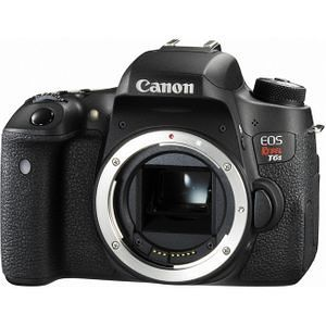 Canon 0020C001 EOS Rebel T6s DSLR Camera (Body Only)