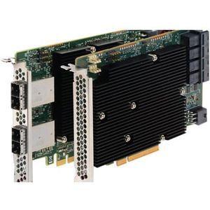 Broadcom 05-25600-00 16 Internal Port 12 Gb/s SAS Controller - LSI00447 / SAS 9300-16I SGL