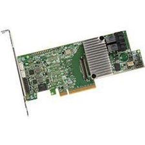 Broadcom 05-25420-17 8 Internal Port 12 Gb/s SAS Controller - LSI00462 / SAS 9361-8I SGL 2GB