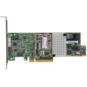 Broadcom 05-25420-10 4 Internal Port 12 Gb/s SAS Controller - LSI00415 / SAS 9361-4I SGL