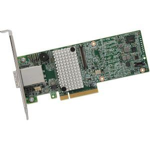 Broadcom 05-25528-04 8 External Port 12 Gb/s SAS Controller - LSI00438 / SAS 9380-8E SGL