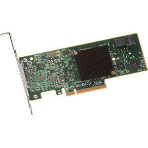 Broadcom 05-26105-00 4 Internal Port 12 Gb/s SAS Controller - LSI00419 / SAS 9341-4I SGL