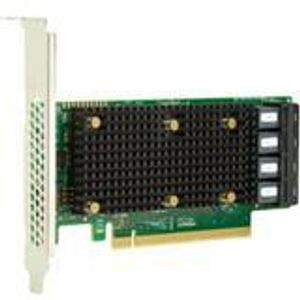 Broadcom 05-50047-00 16 Internal Port 12 Gb/s SAS Controller - SAS 9405W-16I SGL