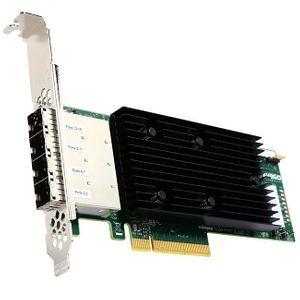 Broadcom 05-25704-00 16 External Port 12 Gb/s SAS Controller - SAS 9305-16E SGL