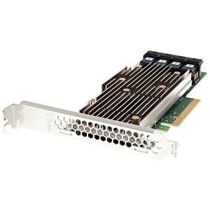 Broadcom 05-50011-00 16 Internal Port 12 Gb/s SAS Controller - SAS 9460-16I SGL