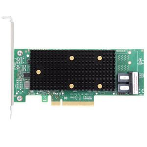 Broadcom 05-50013-00 16 External Port 12 Gb/s SAS Controller - SAS 9400-16E SGL