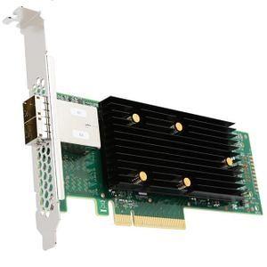 Broadcom 05-50013-01 8 External Port 12 Gb/s SAS Controller - SAS 9400-8E SGL