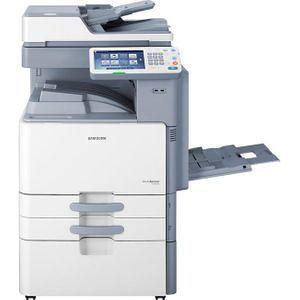 Samsung SCX-8040NDP Print/Scan/Copy Multifunction Printer - 40 ppm