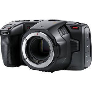 Blackmagic Design CINECAMPOCHDEF6K Blackmagic Pocket Cinema Camera 6K