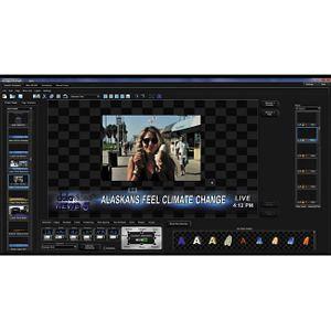 Datavideo CG-350 HD/SD Character Generator