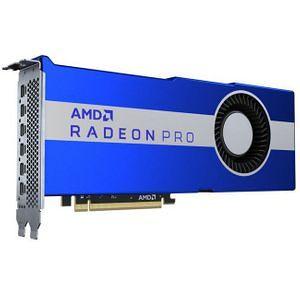 AMD 100-506163 Radeon Pro VII 16 GB Dual Slot PCIe 4.0 x16 Graphic Card