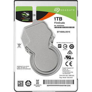 """Seagate ST1000LX015-50PK FireCuda 1 TB SATA 2.5"""" 5400 RPM 128 MB Hard Drive - 50 pk"""
