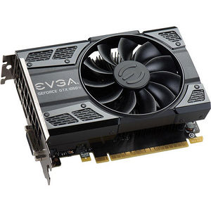 EVGA 04G-P4-6251-KR NVIDIA GEFORCE GTX 1050TI 4GB REFERENCE DESIGN