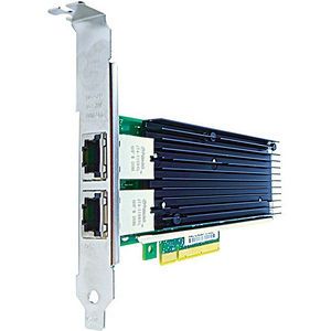 Axiom 0C19497-AX PCIe x8 10Gbs Dual Port Copper Network Adapter for IBM