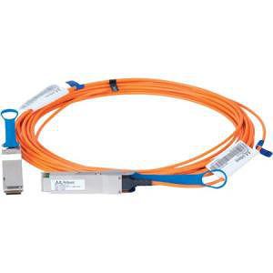 Mellanox MFA1A00-E003 MELLANOX ACTIVE FIBER CABLE, VPI, UP TO 100GB/S, QSFP, LSZH, 3M