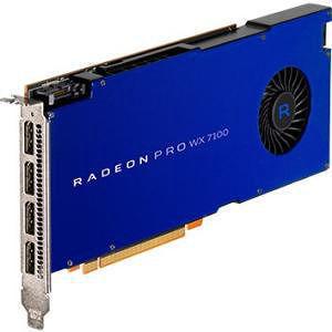 AMD 100-505826 Radeon Pro WX 7100 8GB GDDR5
